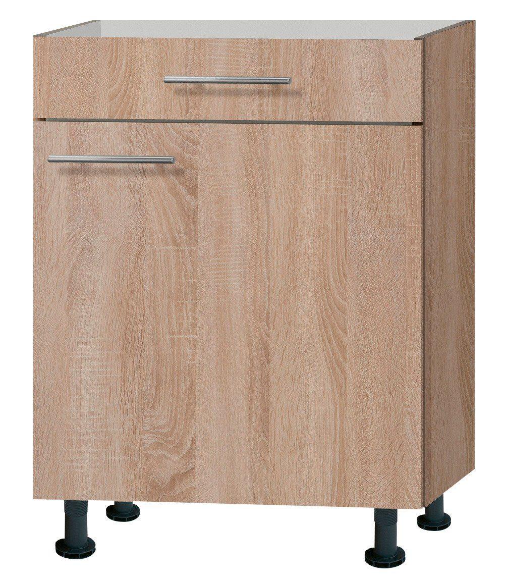 Optifit Küchenunterschrank »Lasse«, Breite 60 cm