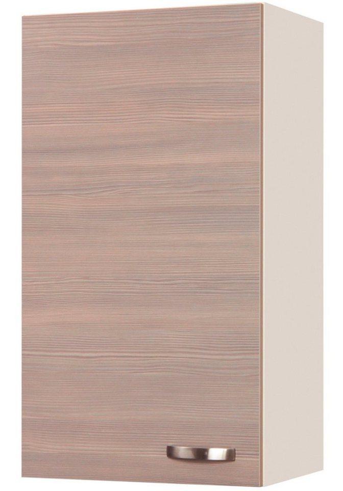 Küchenhängeschrank »Vigo«, Breite 50 cm in piniefarben nougat/champagnerfarben