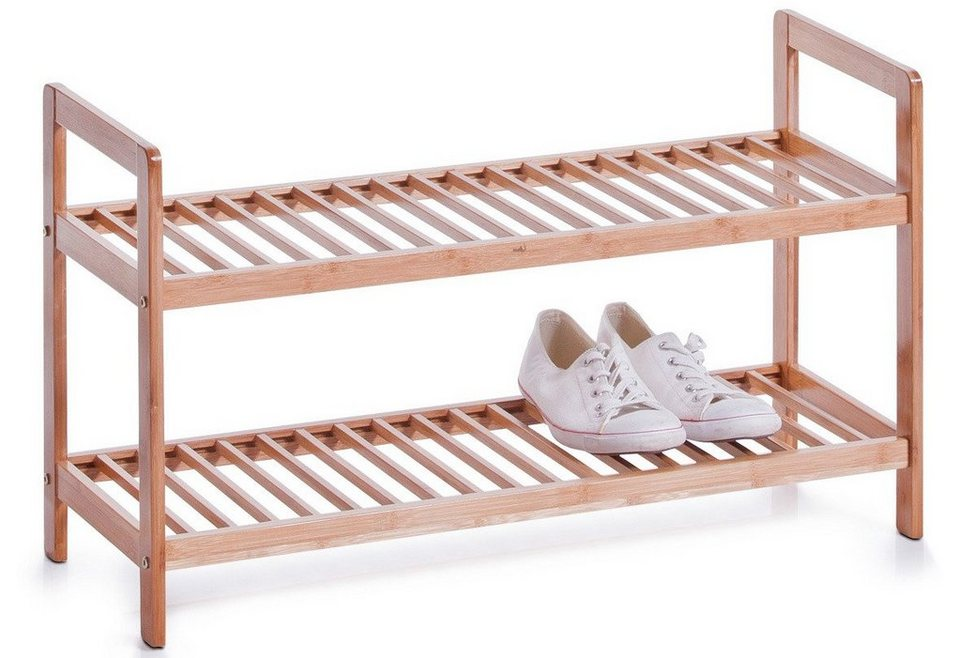 Schuhregal bambus breite 70 cm online kaufen otto for Schuhregal otto