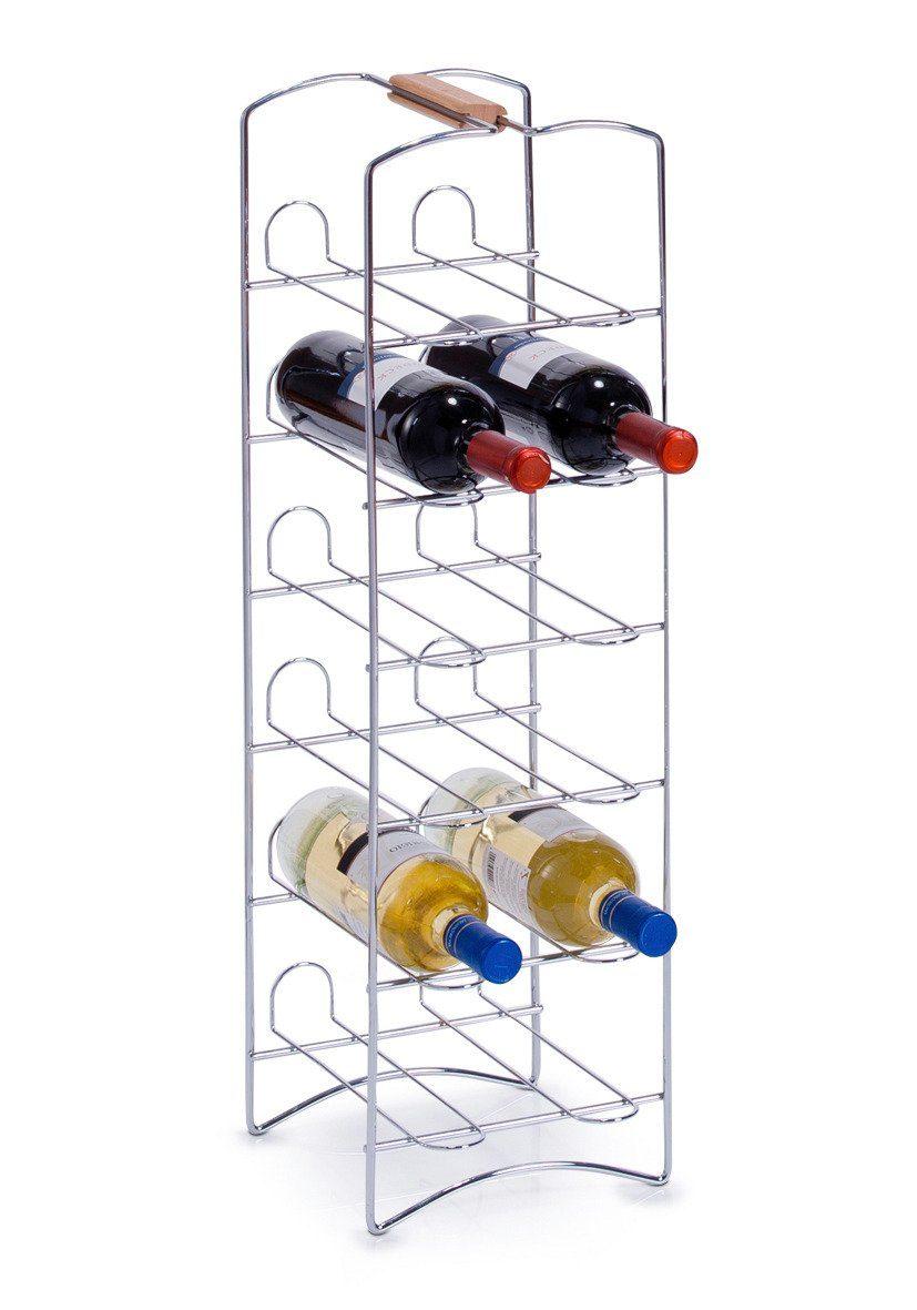 Weinregal, für 12 Flaschen