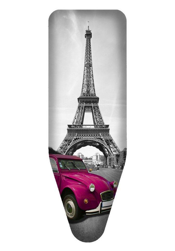 Bügelbrettbezug »Paris«, in 3 Größen in grau