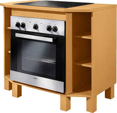 küchenmöbel oslo online kaufen | otto - Küchenmöbel Aus Holz
