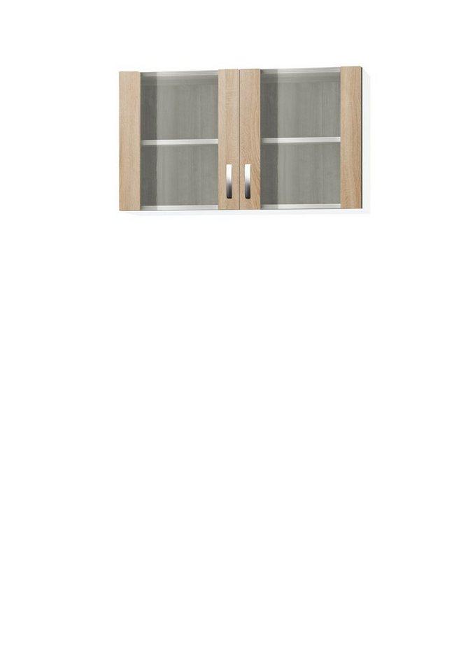 Küchenhängeschrank »Padua«, Breite 100 cm in eichefarben