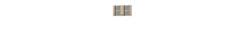 Küchenhängeschrank »Padua«, Breite 100 cm