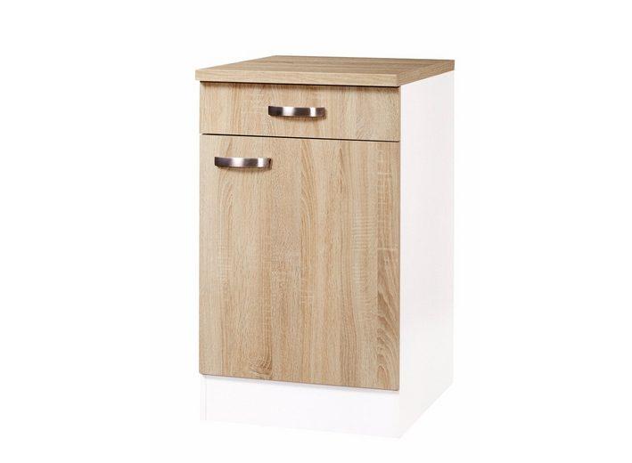 Küchenunterschrank »Padua«, Breite 50 cm