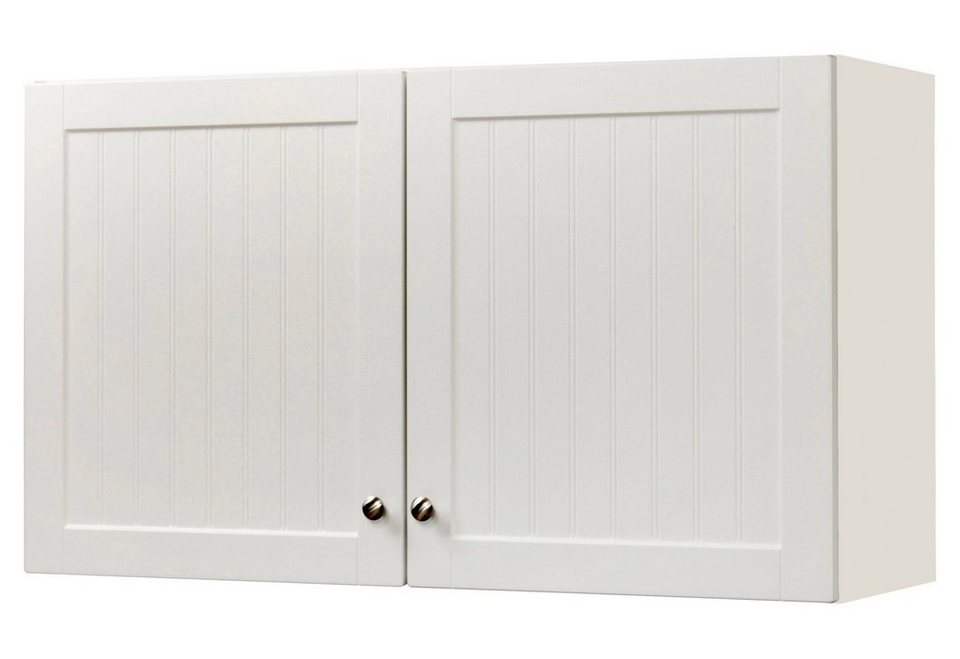 Küchenhängeschrank »Bornholm«, Breite 100 cm in weiß