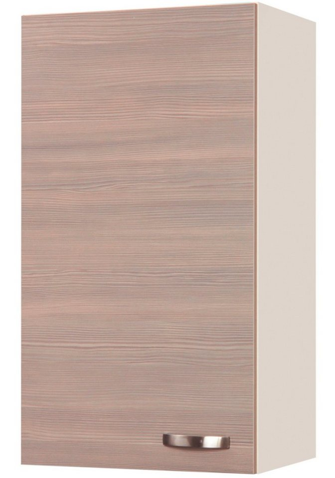 Küchenhängeschrank »Vigo«, Breite 30 cm in piniefarben nougat/champagnerfarben