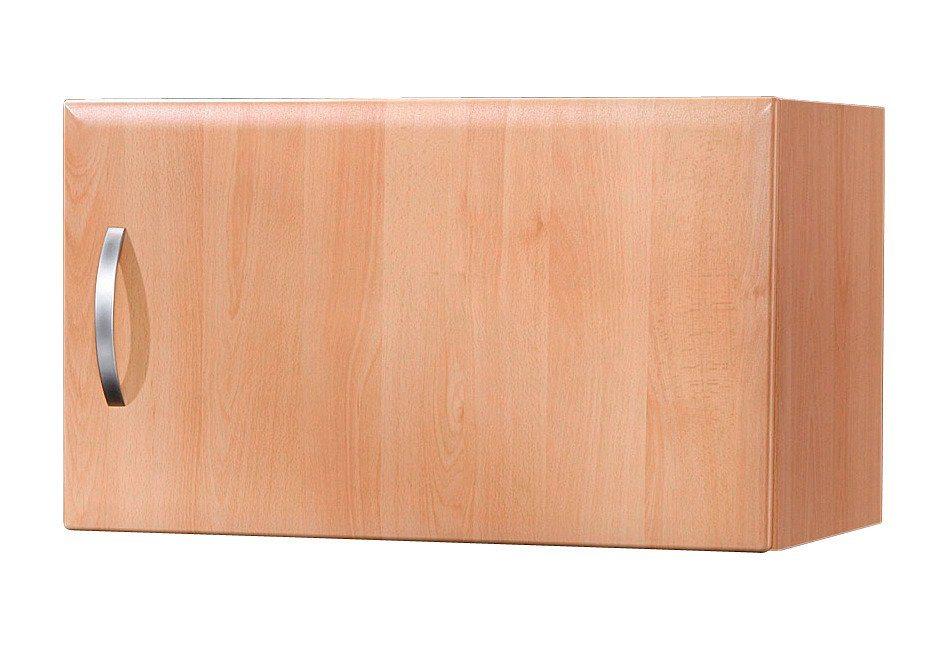 Küchenhängeschrank »Prag«, B/T/H: 60/35/35 cm | Küche und Esszimmer > Küchenschränke > Küchen-Hängeschränke | Braun | Mdf - Metall | OTTO