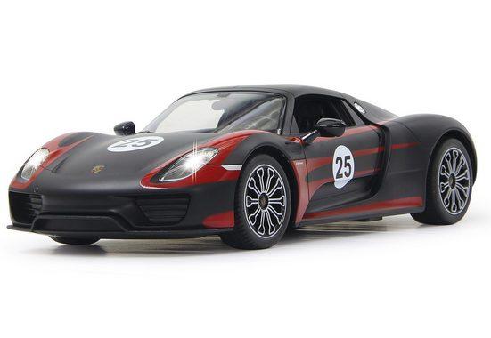 Jamara RC-Auto »Porsche 918 Spyder Race schwarz«