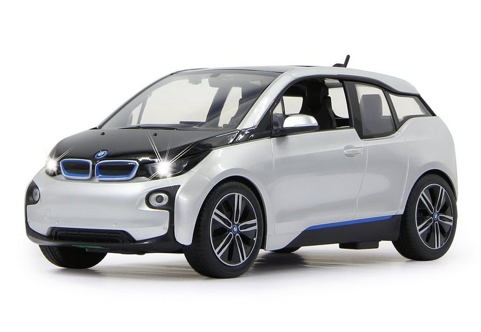 jamara rc auto bmw i3 1 14 silberfarben kaufen otto. Black Bedroom Furniture Sets. Home Design Ideas