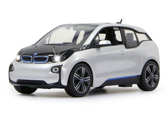 JAMARA RC-Auto, »BMW i3 1:14 silberfarben«