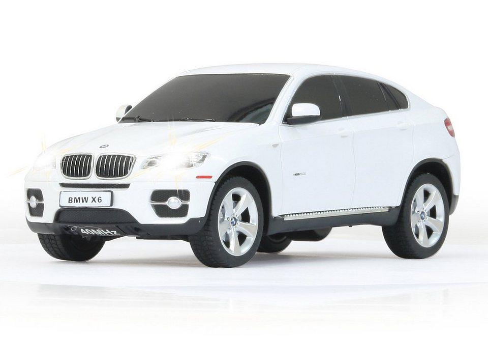 JAMARA RC-Auto, »BMW X6 1:24 weiß« in weiß