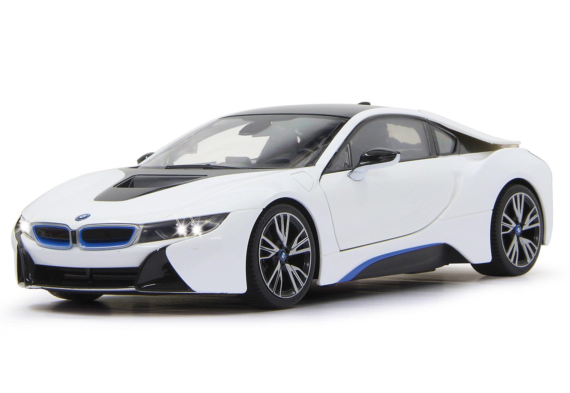 JAMARA RC-Auto, »BMW i8 1:14 weiß«