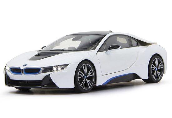 Jamara RC-Auto »BMW i8 1:14 weiß«