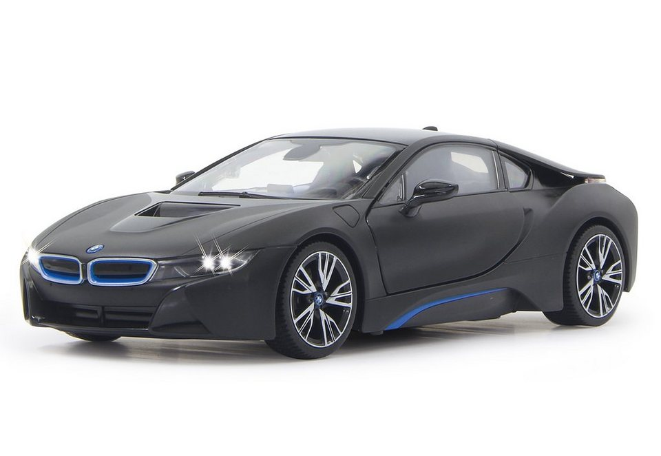 jamara rc auto bmw i8 1 14 schwarz kaufen otto. Black Bedroom Furniture Sets. Home Design Ideas