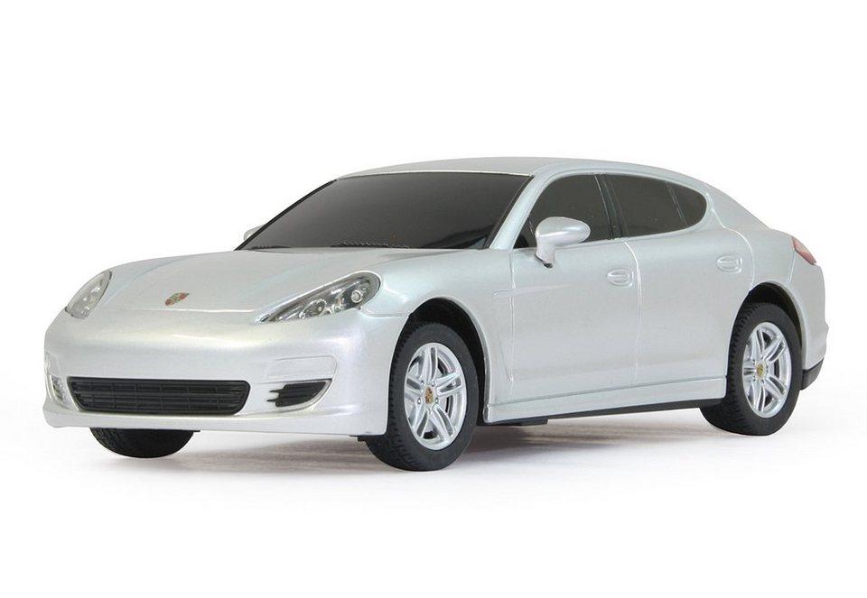 JAMARA RC-Auto, »Porsche Panamera 1:24 silberfarben« in silber