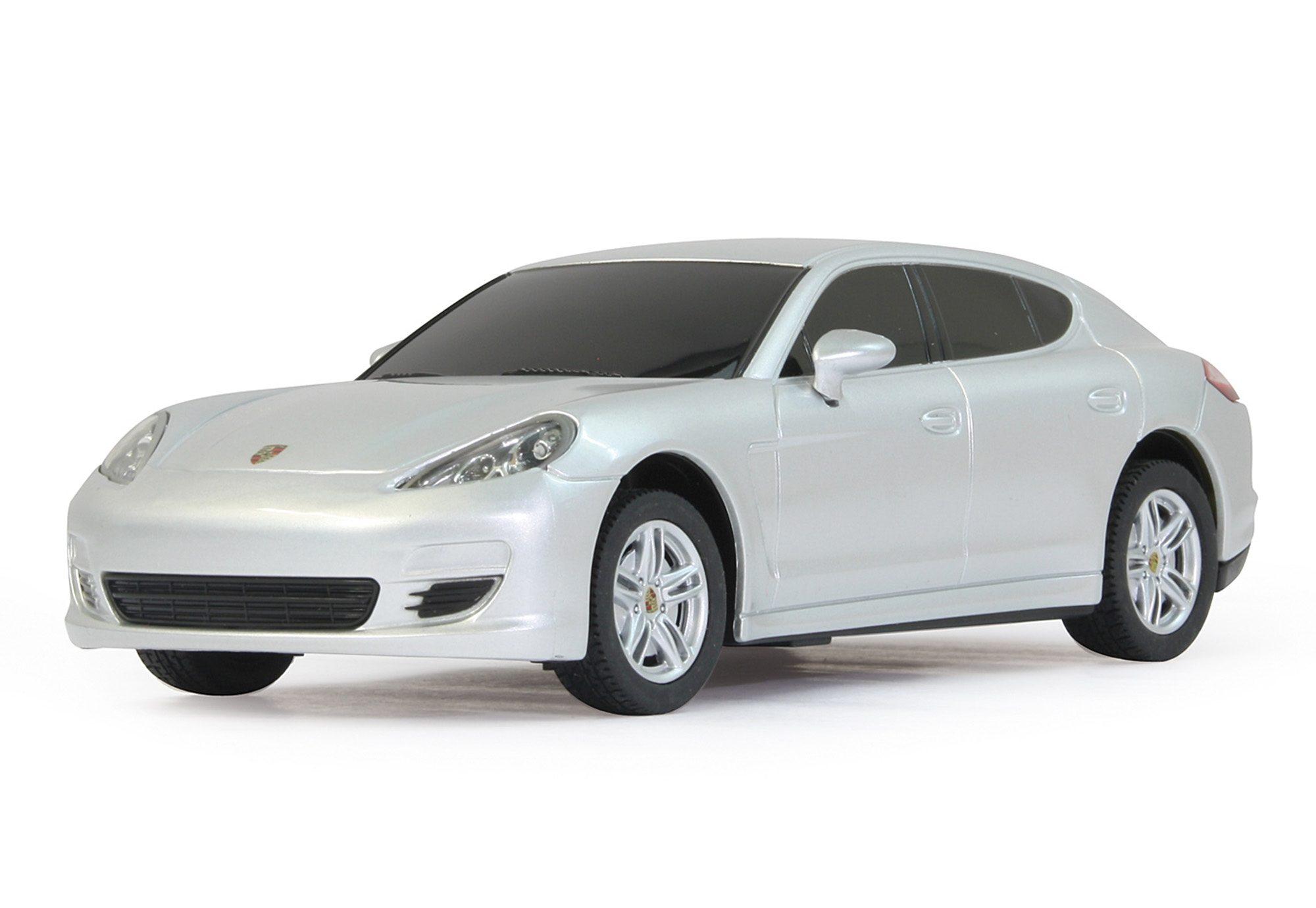 JAMARA RC-Auto, »Porsche Panamera 1:24 silberfarben«