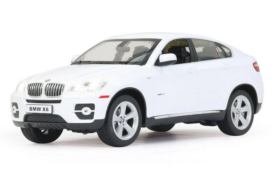 JAMARA RC-Auto, »BMW X6 1:14 weiß« in weiß