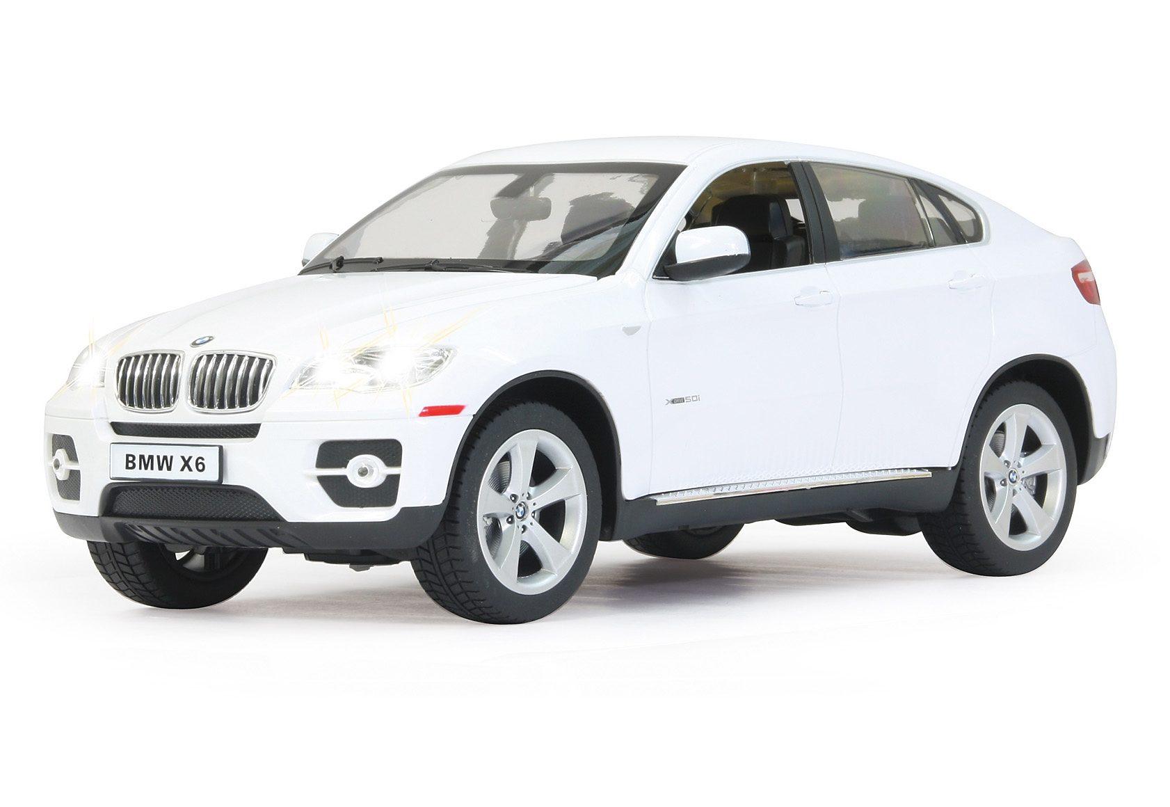 JAMARA RC-Auto, »BMW X6 1:14 weiß«
