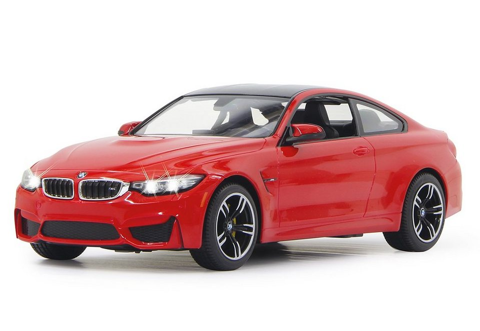 JAMARA RC-Auto, »BMW Coupe 1:14 rot« in rot