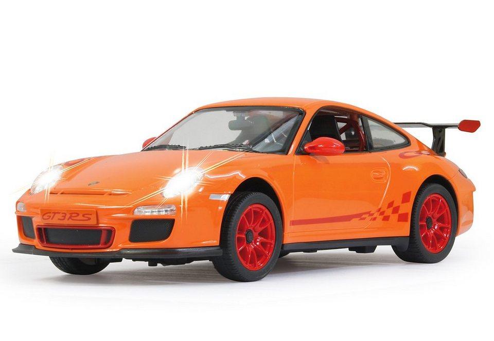 JAMARA RC-Auto, »Porsche GT3 1:14 orange« in orange