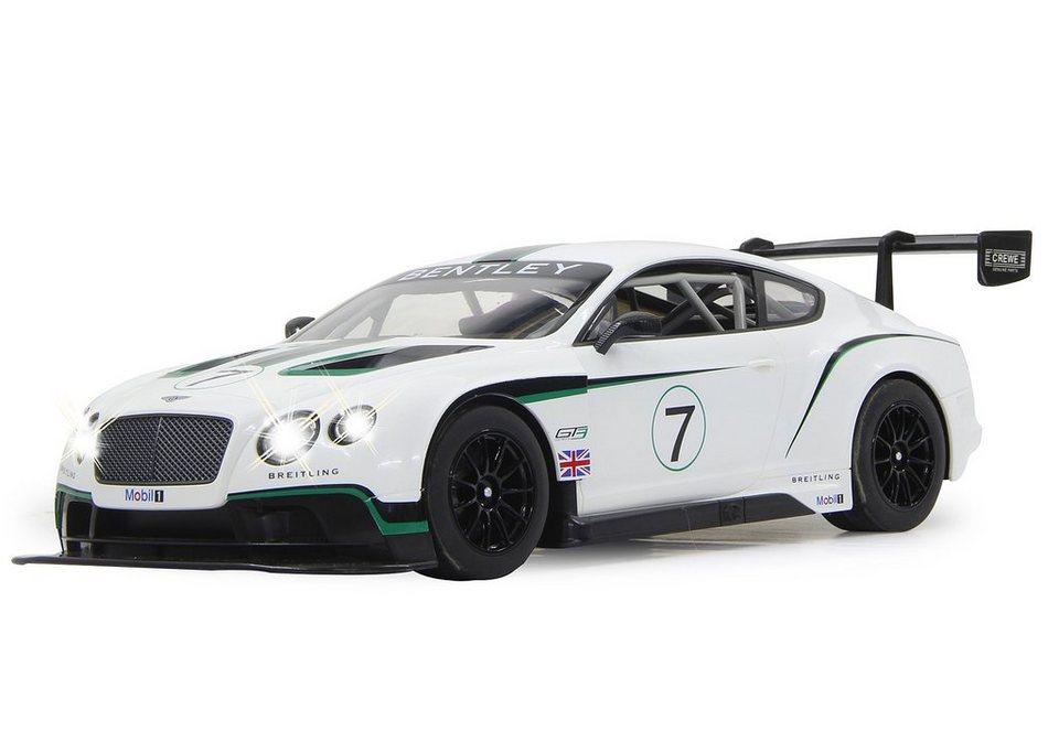 JAMARA RC-Auto, »Bentley Continental 1:14 weiß« in weiß