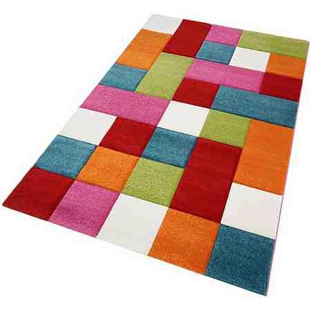 Unsere Kinderteppiche mit frischen Farben und in originellen Formen, natürlich schadstoffgeprüft, lassen jedes Kinderherz höher schlagen.