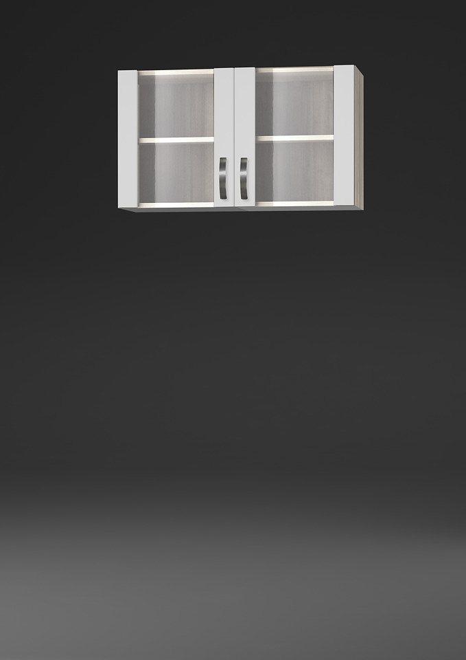 Optifit Küchenhängeschrank »Skagen«, Breite 100 cm | Küche und Esszimmer > Küchenschränke > Küchen-Hängeschränke | Weiß | OPTIFIT