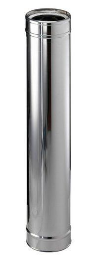 Schornstein »Edelstahl-Rohrelement Eco«, Ø 150 mm, 1 m