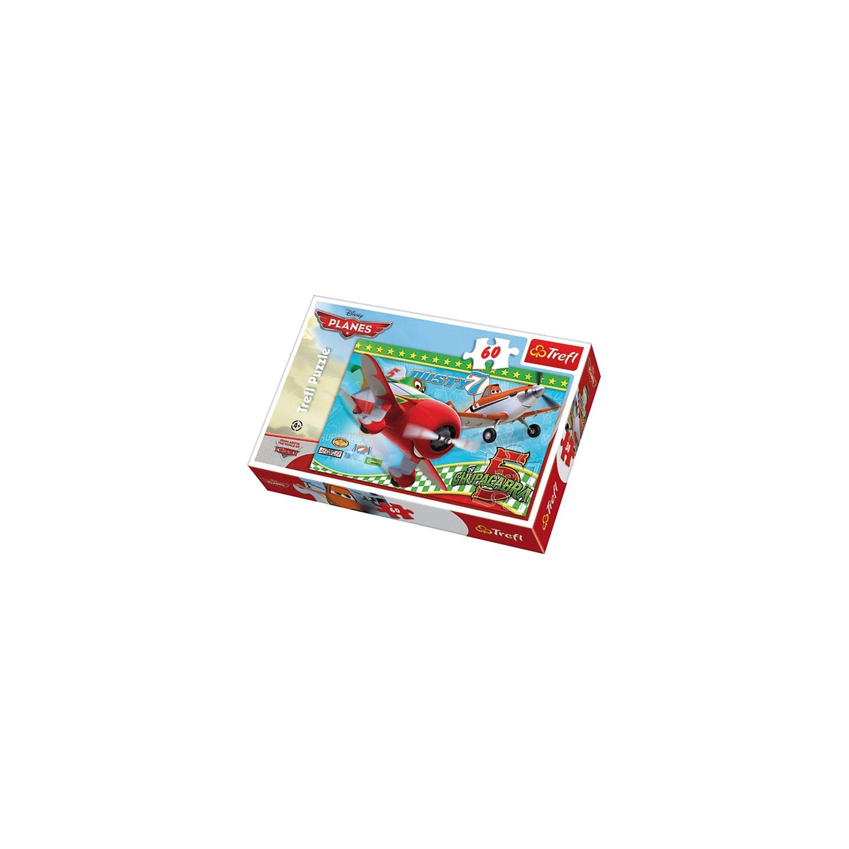 Trefl Puzzle 60 Teile - Planes