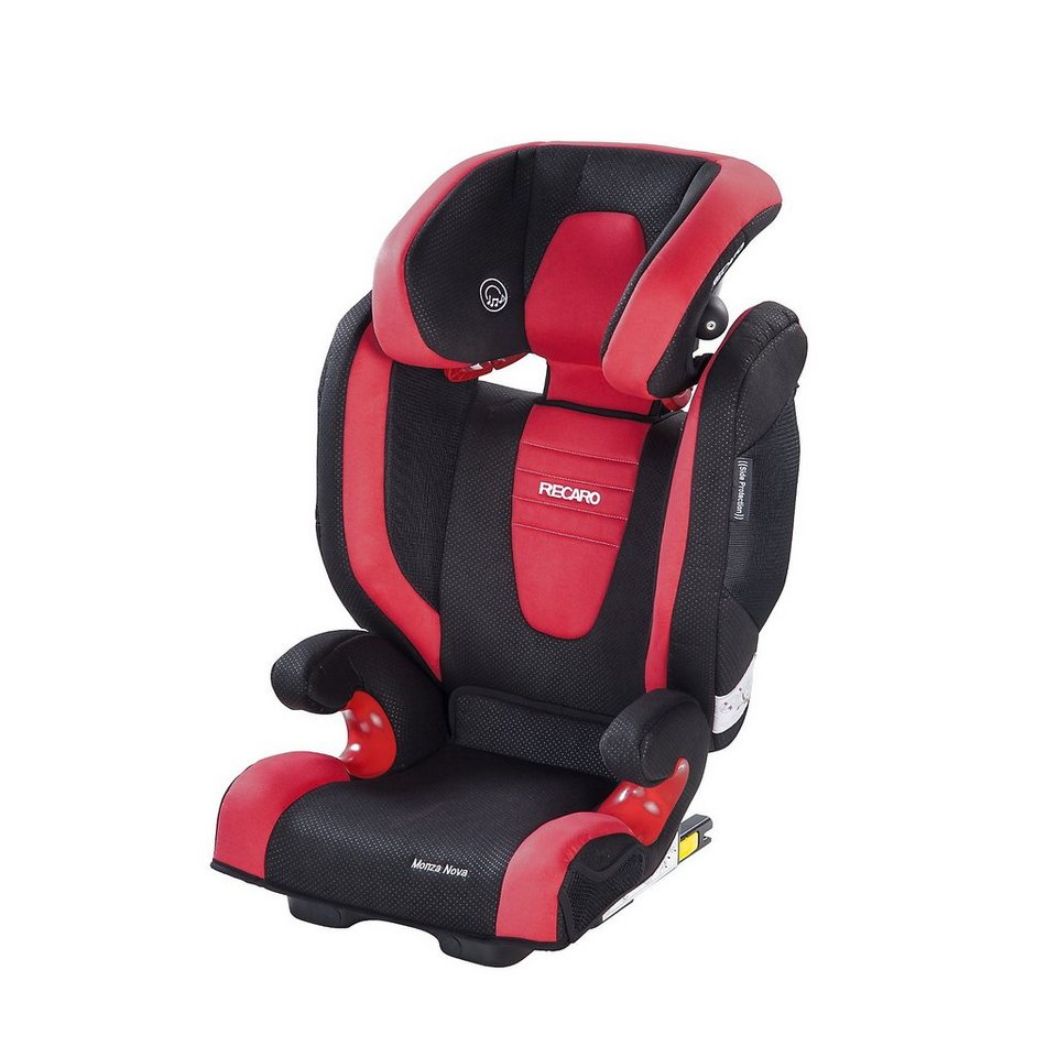 RECARO Auto-Kindersitz Monza Nova 2 Seatfix, Ruby in cherry