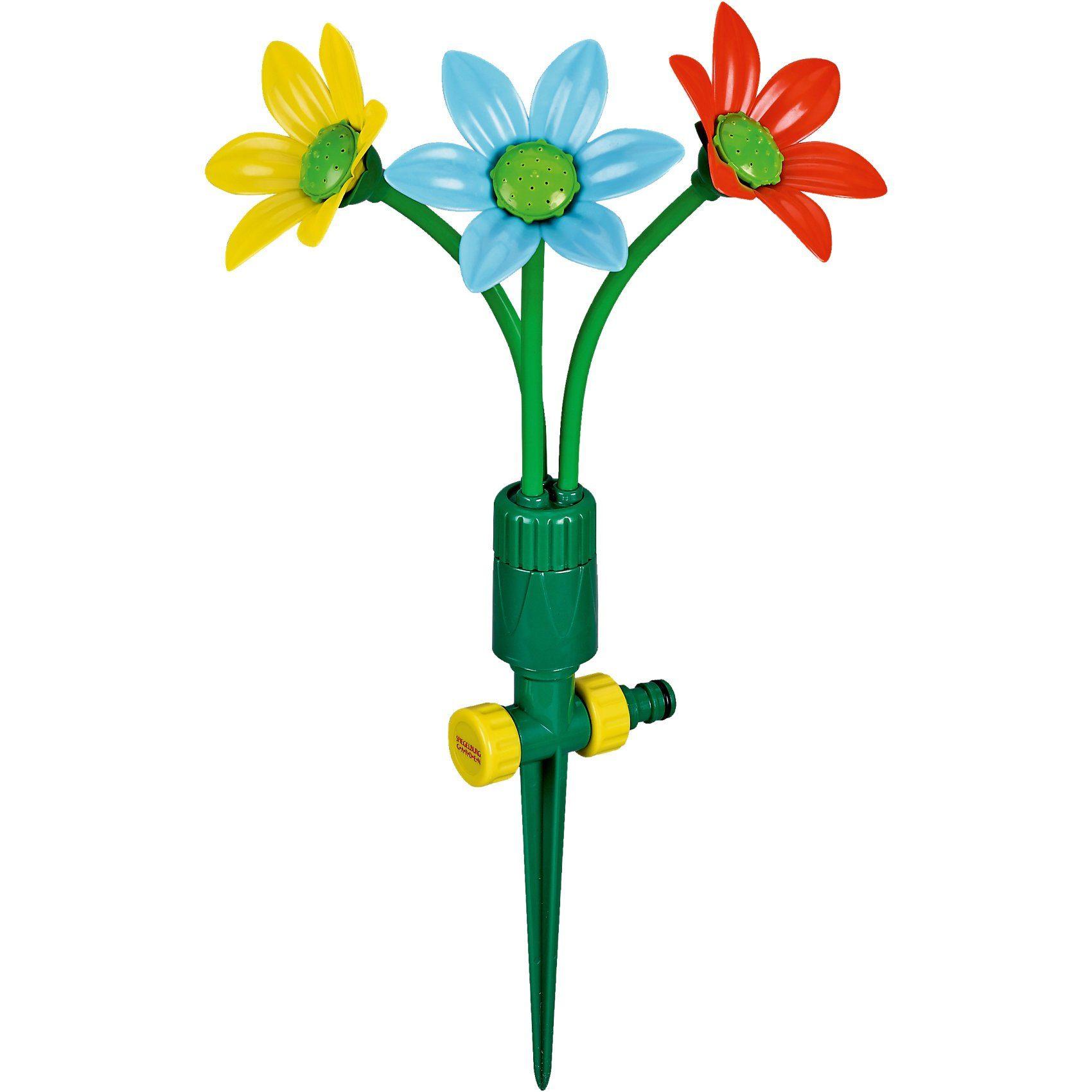 Spiegelburg Lustige Sprinkler-Blume Garden Kids