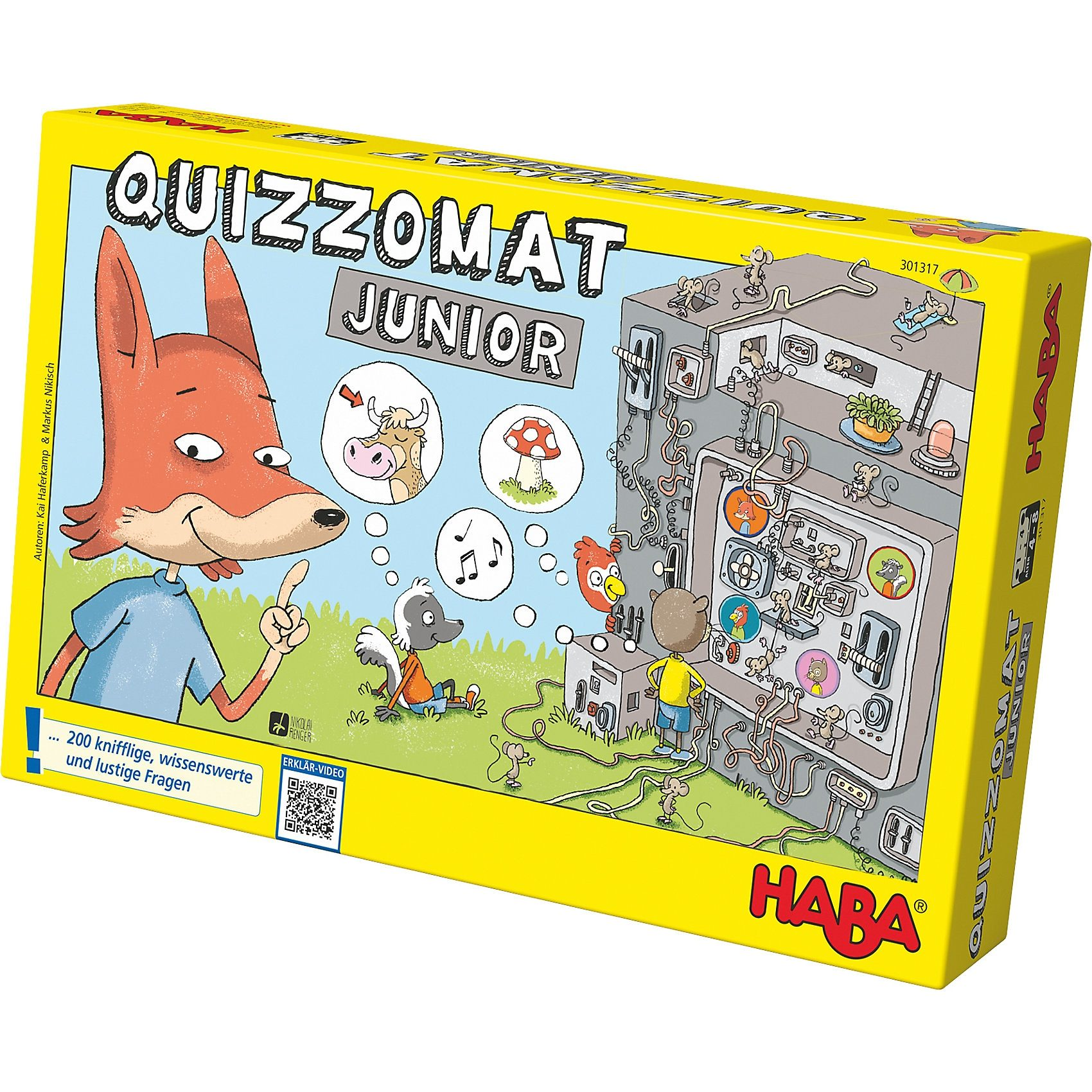 Haba Quizzomat Junior