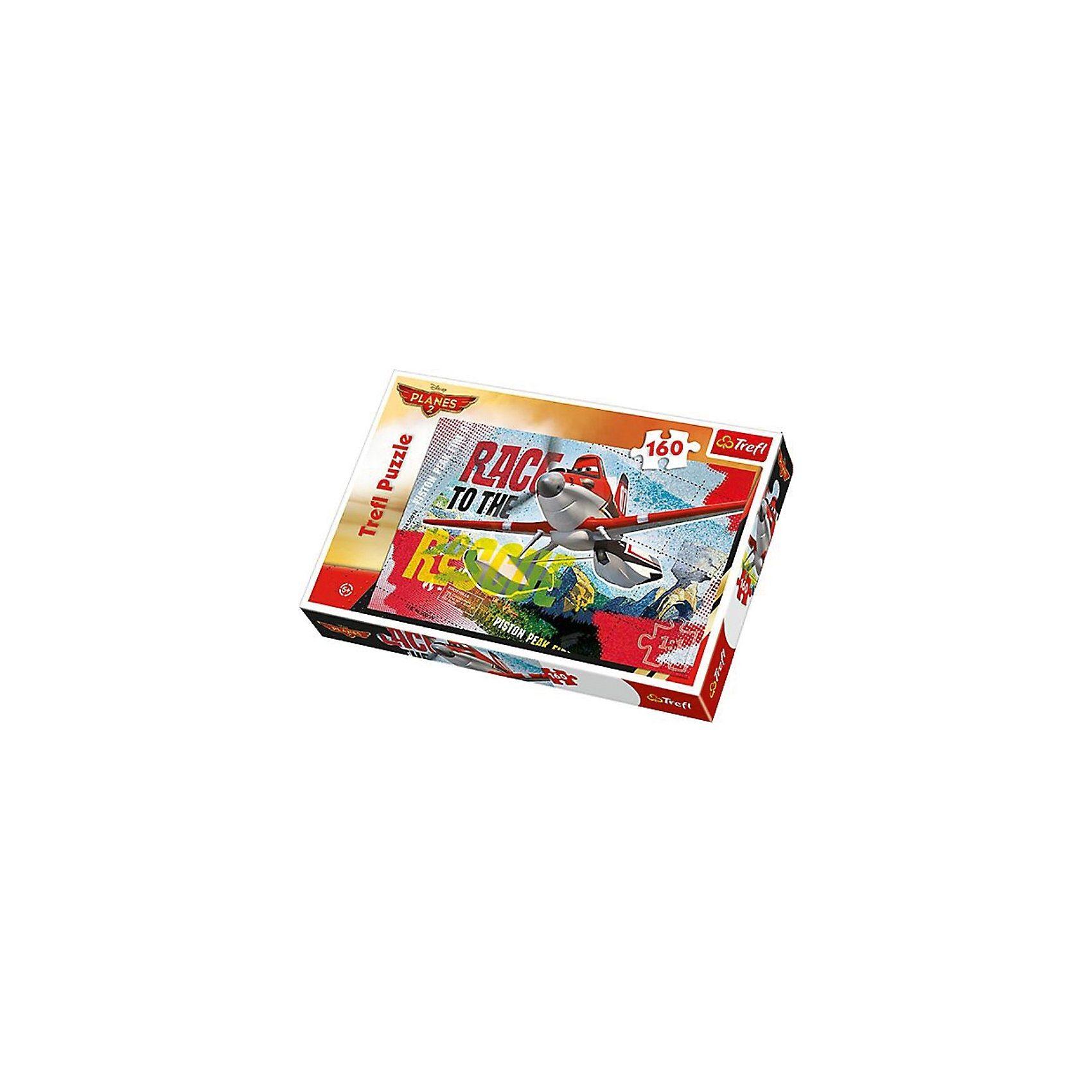Trefl Puzzle 160 Teile - Planes 2