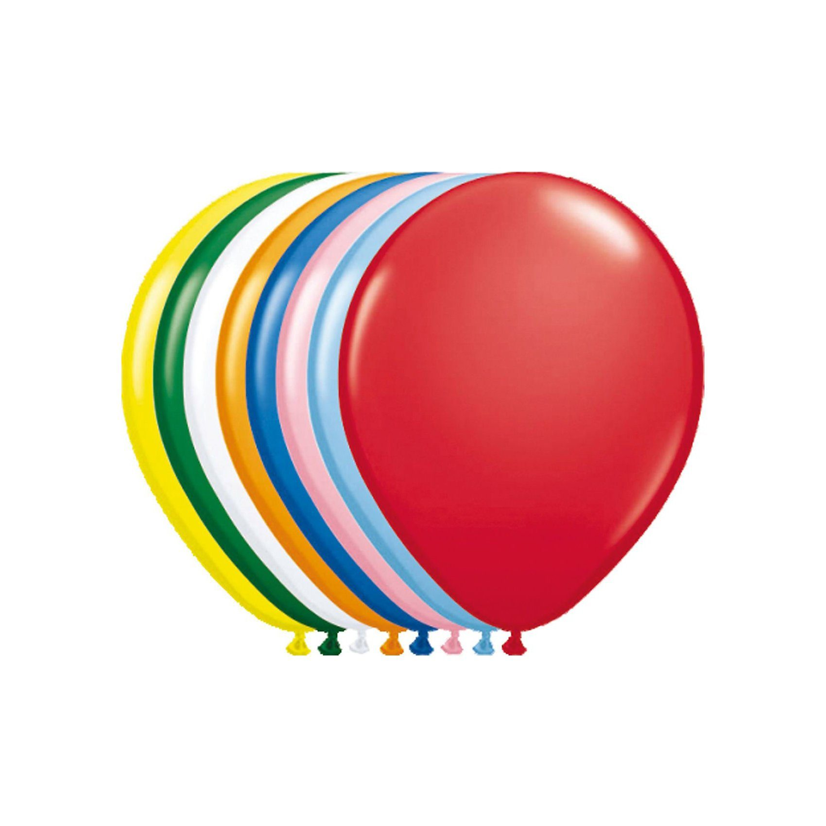 Luftballons, 100-tlg.