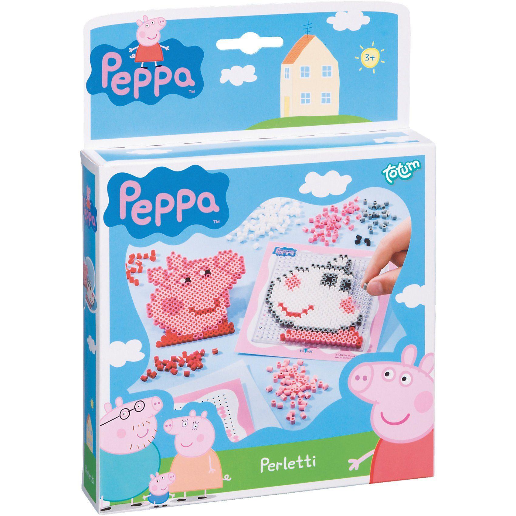 TOTUM Bügelperlenset Peppa Pig