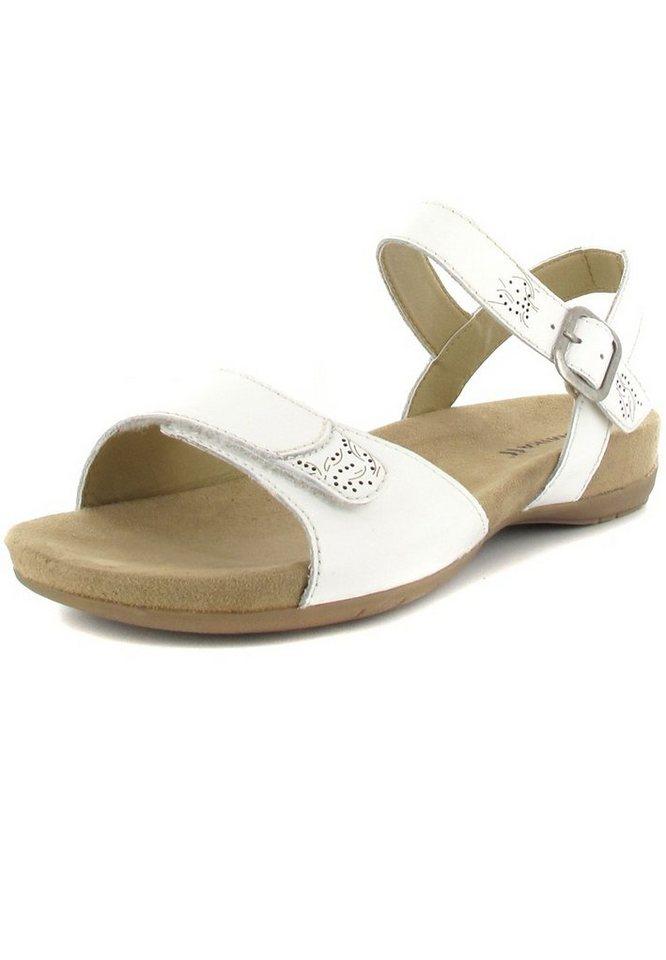Romika Sandalen in Weiß
