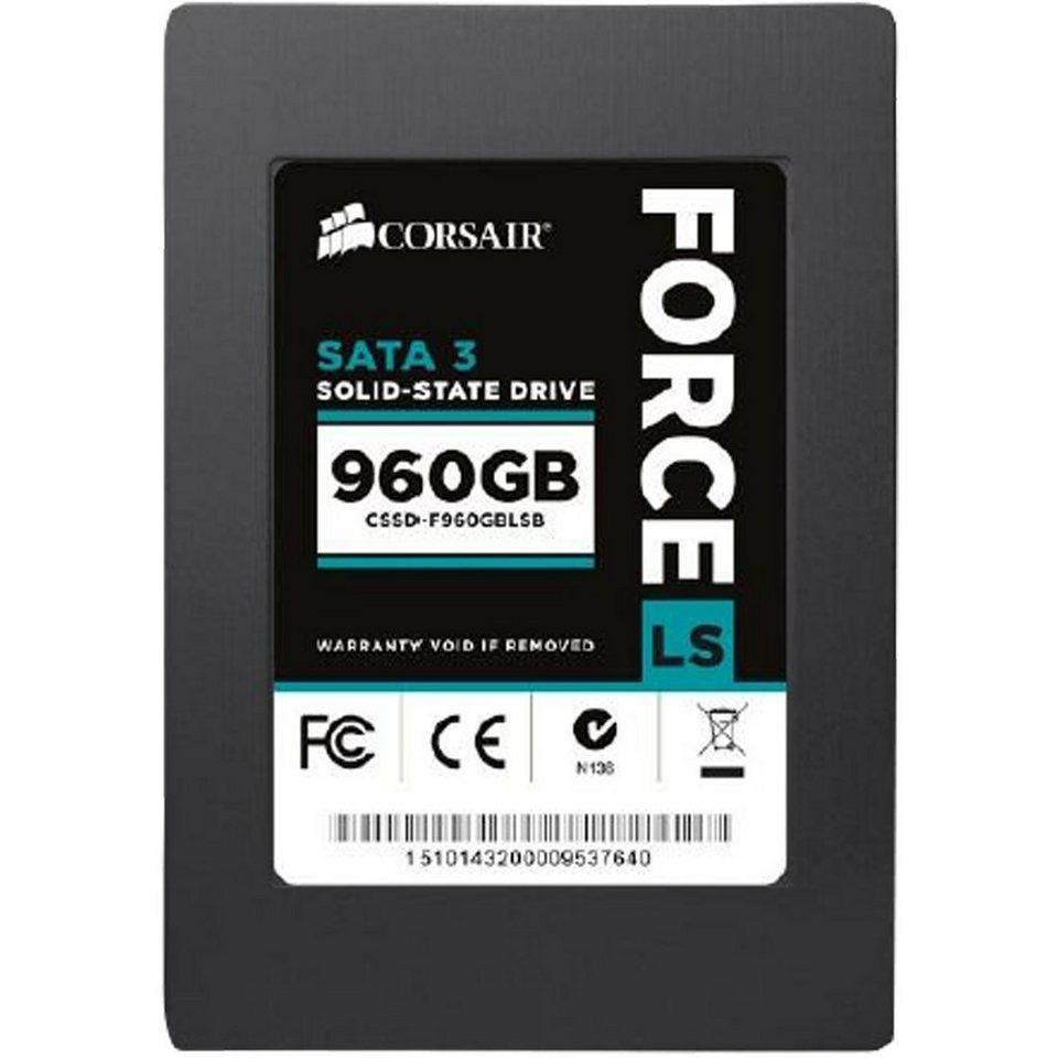 Corsair Solid State Drive »CSSD-F960GBLSB 960 GB«