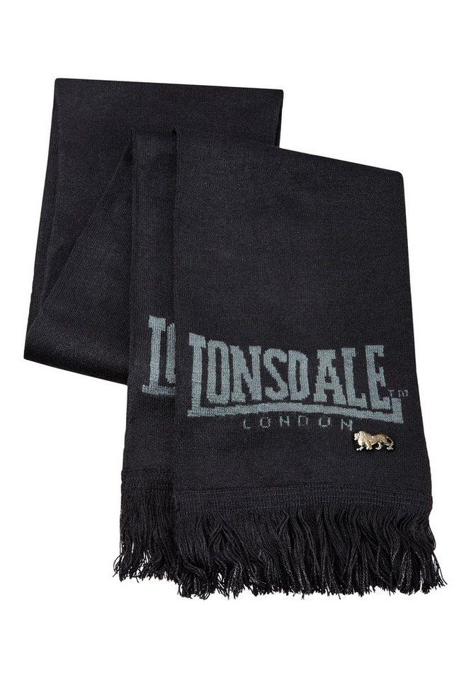 Lonsdale Schal »LIVINGSTON« in Black