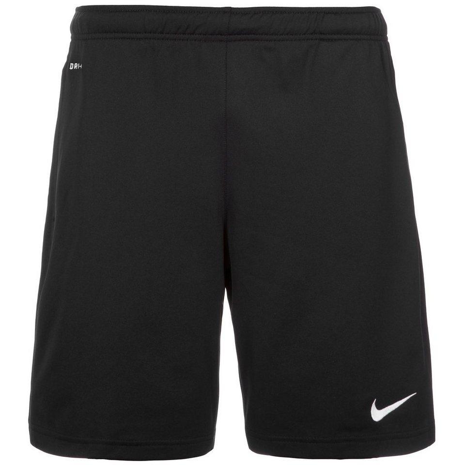 NIKE Libero Knit Short Herren in schwarz / weiß
