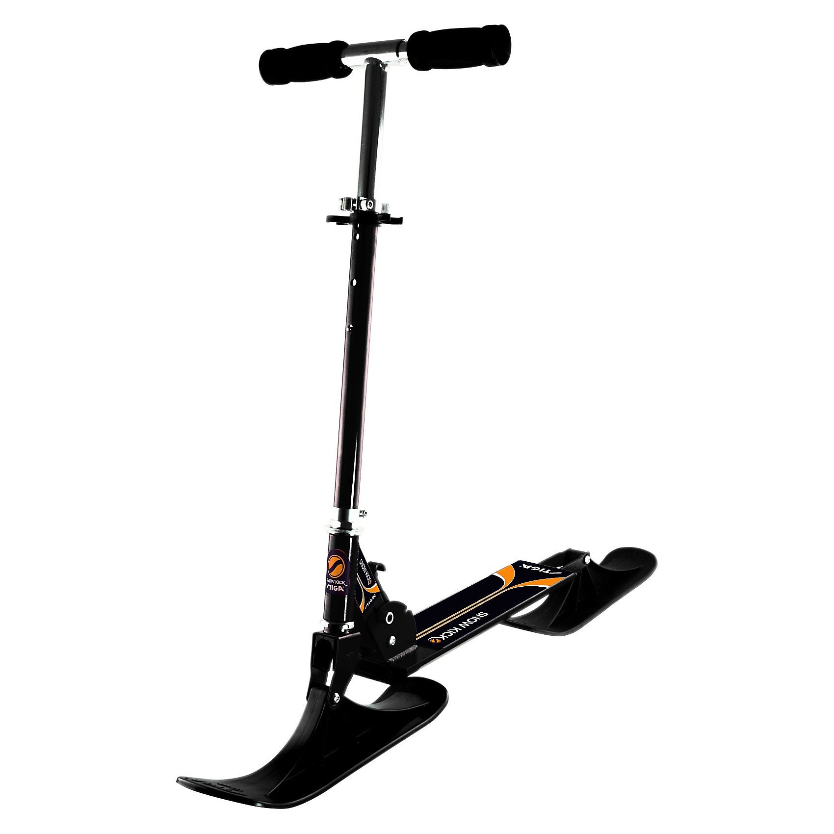STIGA Snow Kick Bike, schwarz