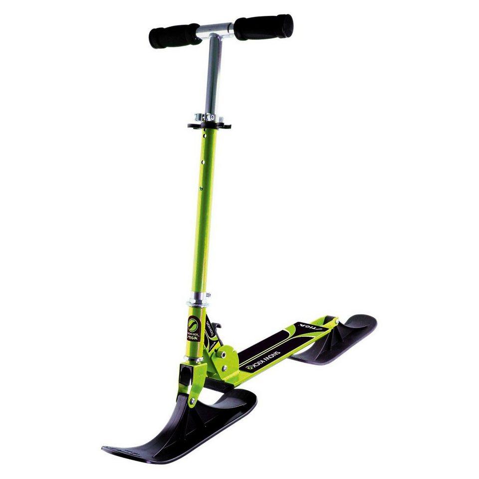 Stiga Snow Kick Bike grün in grün