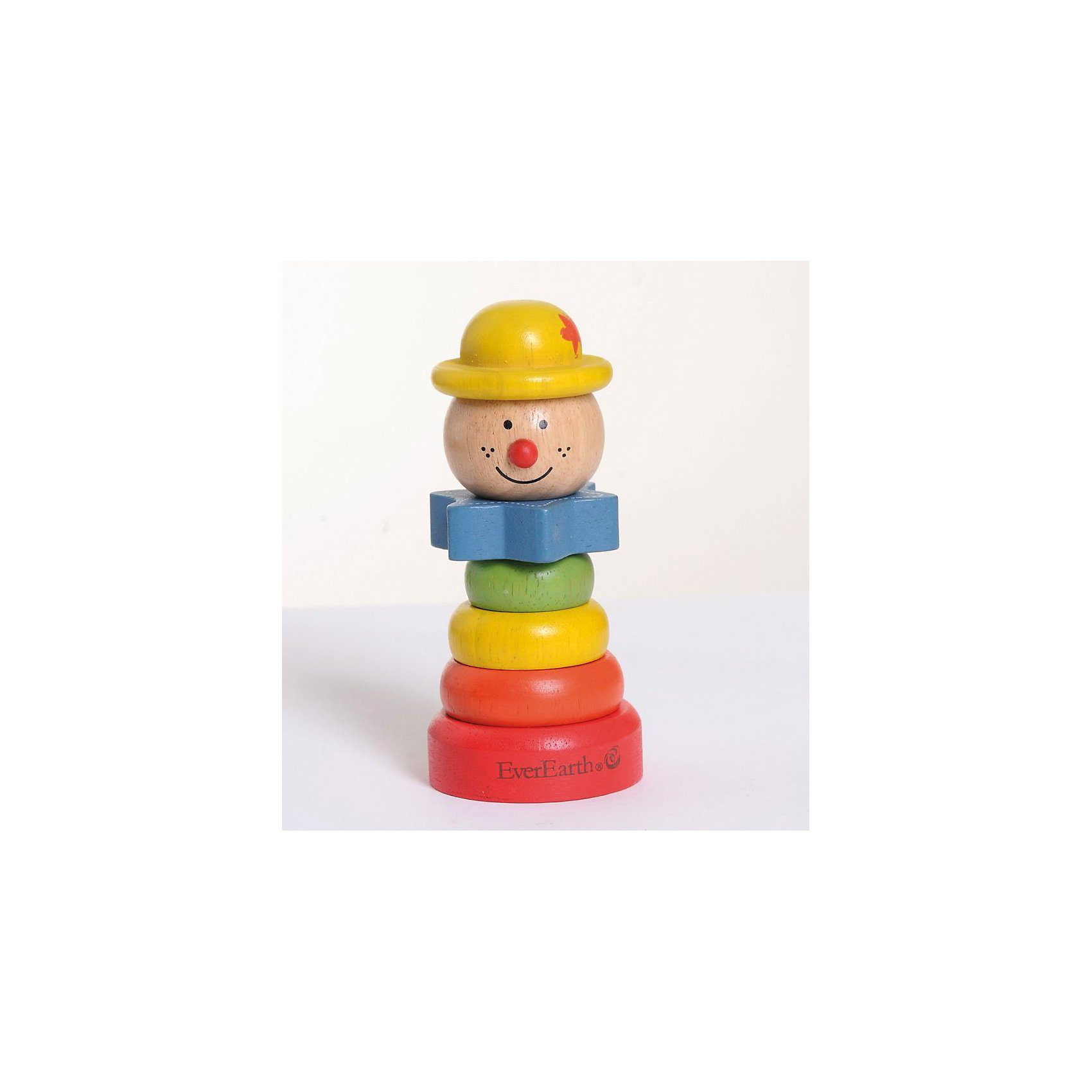 EverEarth Steck-Spielzeug Clown