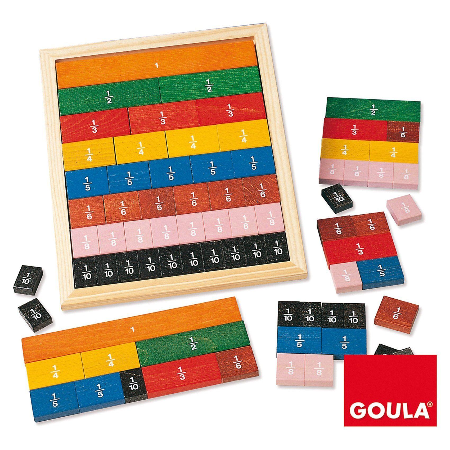 Goula Einführung in die Bruchrechnung