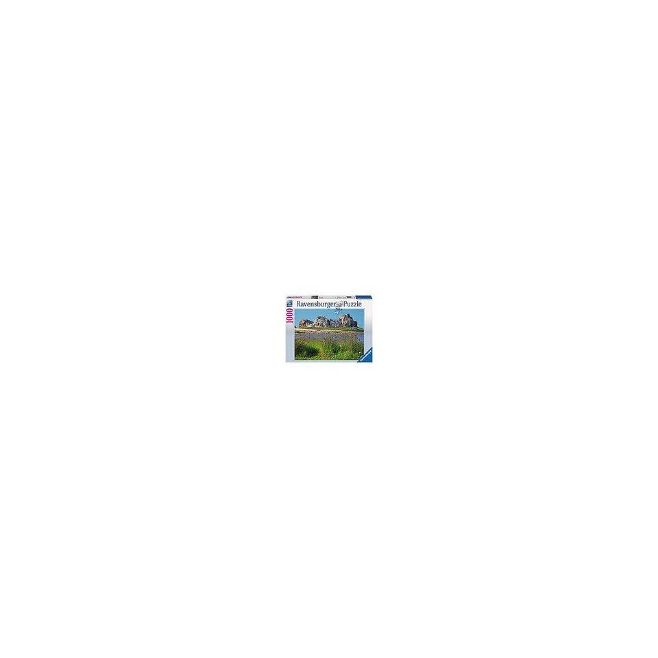 Ravensburger Puzzle 1000 Teile - Haus in der Bretagne