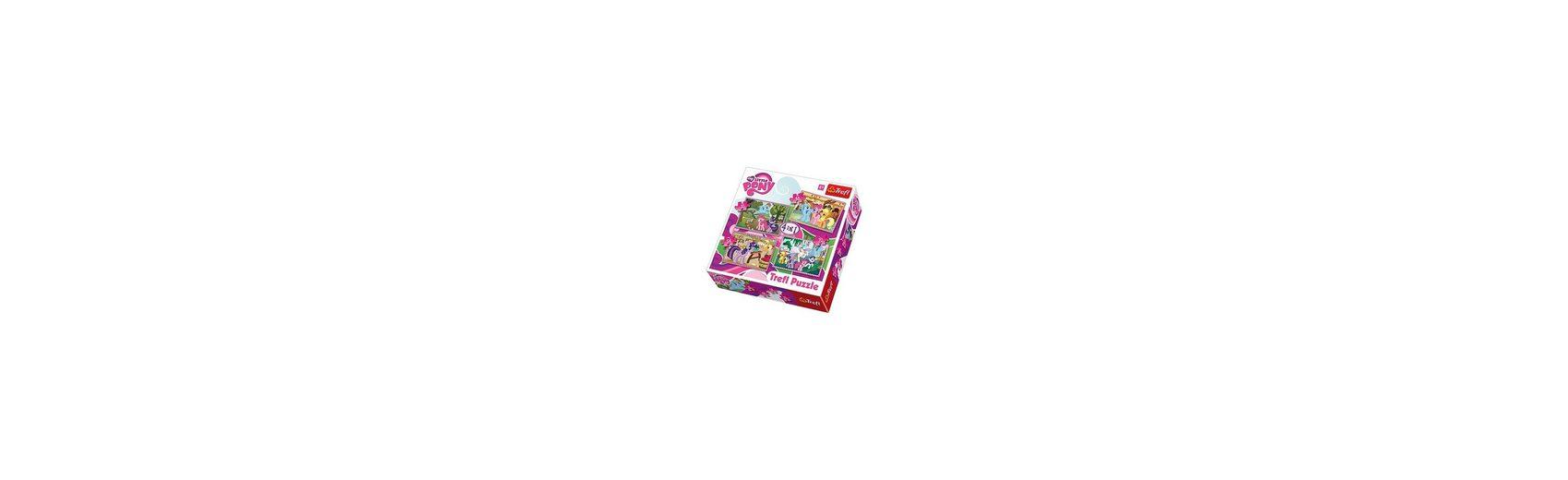 Trefl Puzzle-Set 4in1 - 35/48/54/70 Teile - My little Pony