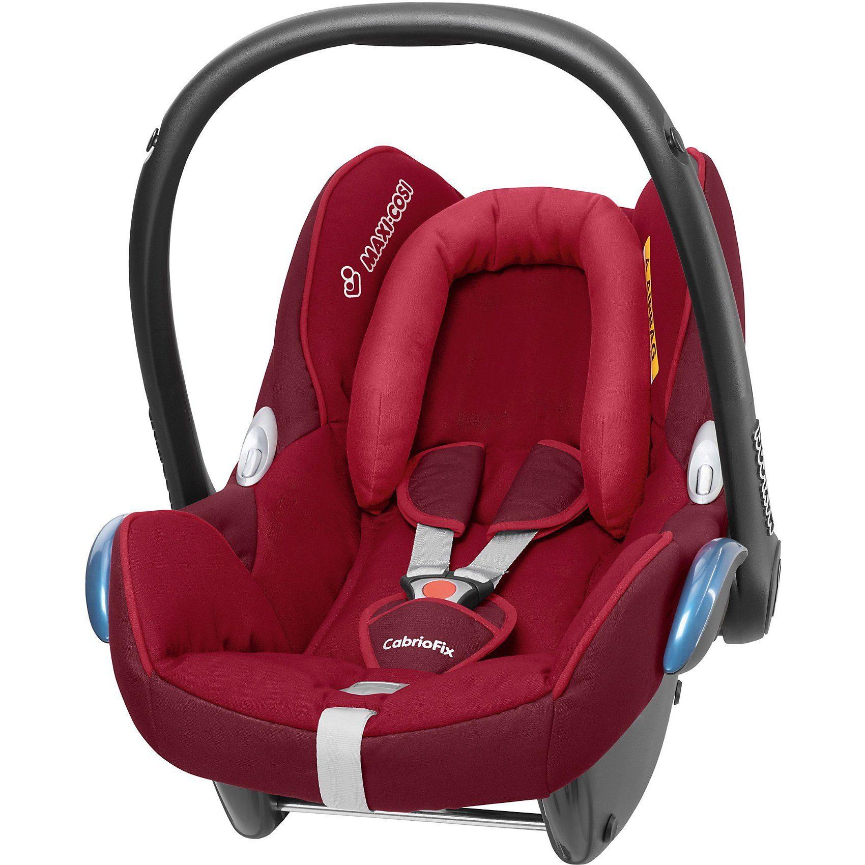 Maxi-Cosi Babyschale Cabriofix, Raspberry Red, 2015