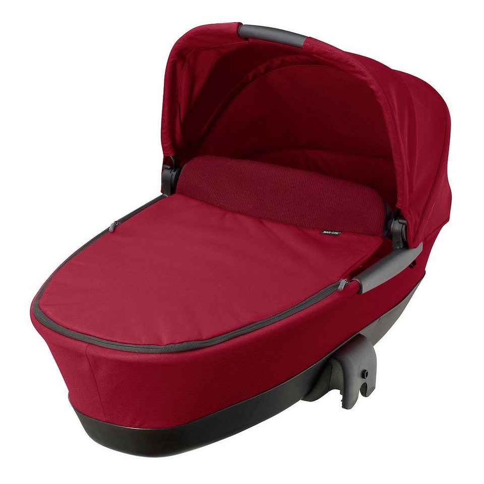 Maxi-Cosi Kinderwagenaufsatz, faltbar, Raspberry red 2014 in rot