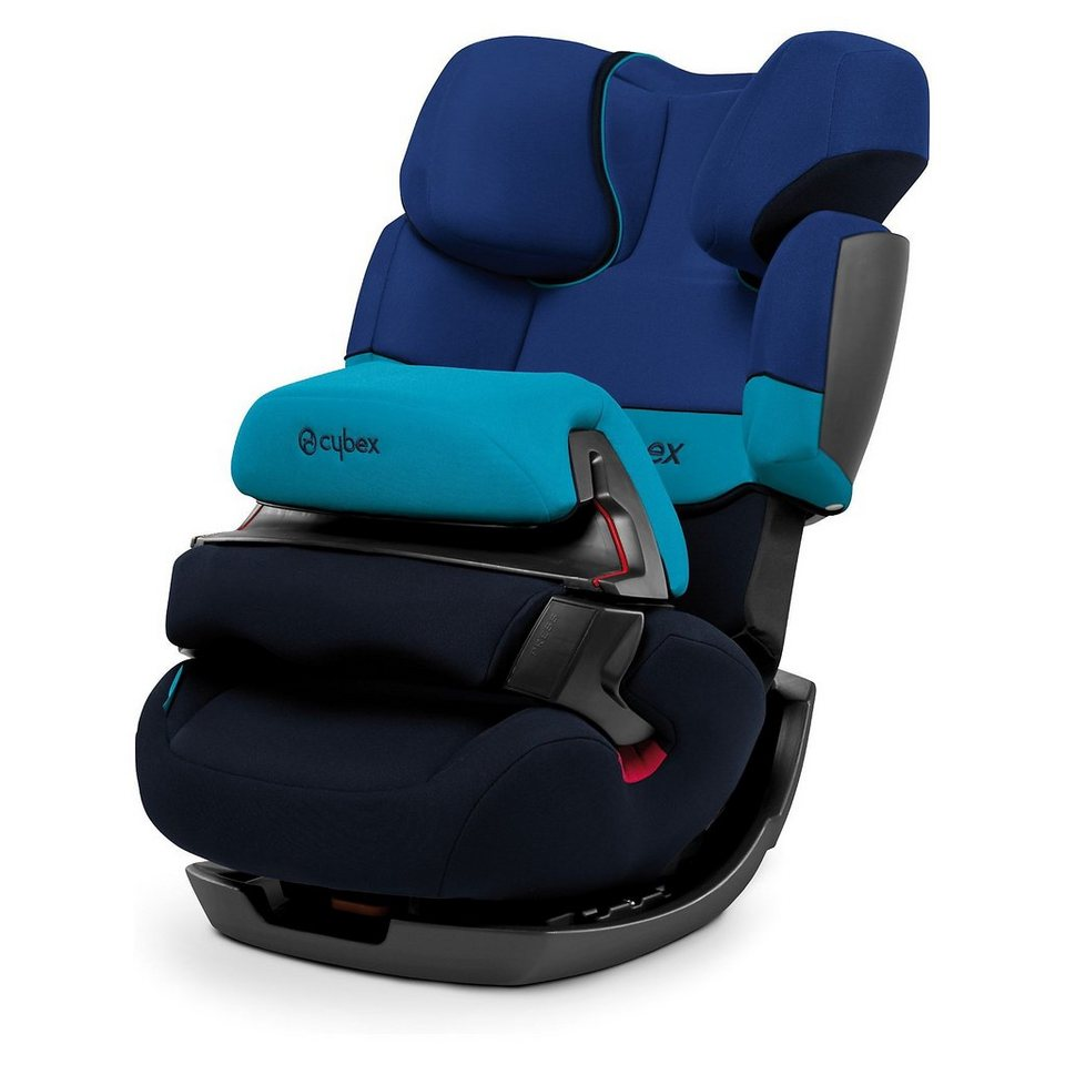 Cybex Auto-Kindersitz Pallas, Silver-Line, Blue Moon, 2017 in blau
