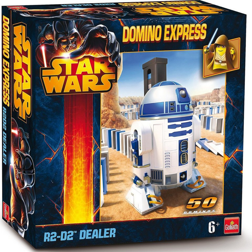 Goliath Domino Express Star Wars R2D2 Dealer